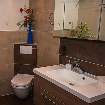 Foto Badezimmer des Gästezimmers